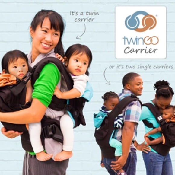 Twingo Other - TWINGO baby carriers WITH INSERTS included